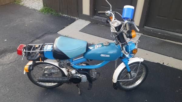 Qt50 Mj50 Craigslist Tracker Yamaha Qt50 Luvin And Other Nopeds