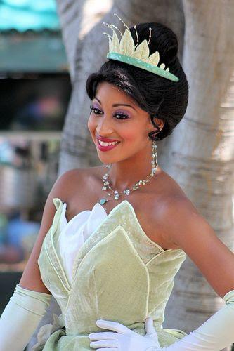 Tiana #Disney #cosplays