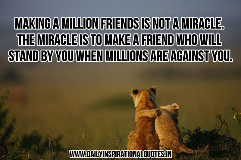 Uplifting Quotes About Friends Quotesgram 2 Quotes