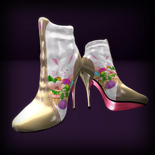 Free EVA Bunny Boots