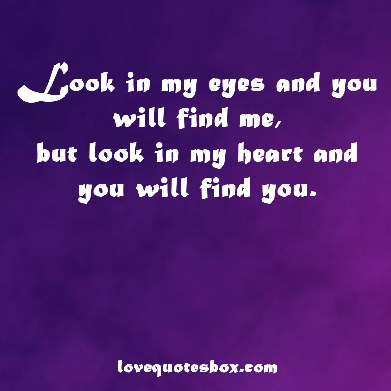Look Into My Eyes Quote Quote Number 688859 Picture Quotes