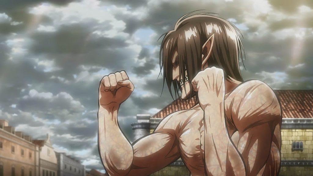 How Did Eren Become A Titan Eren S Titan Powers Explained Anime Faq