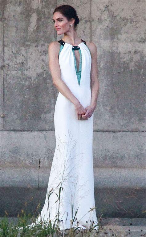 Hilary Rhoda Marries Sean Avery   Arabia Weddings