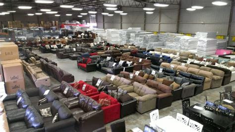 warehouse floor american freight furniture office