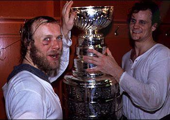 Goring Stanley Cup