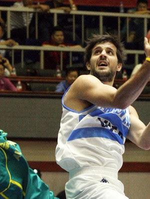 Nicolas Laprovittola basquete argentina (Foto: Divulgação)
