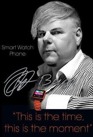 Burg Smartwatch