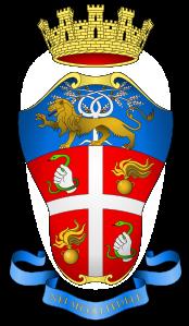 Stemma araldico dell'Arma dei Carabinieri (adottato dal 2002)