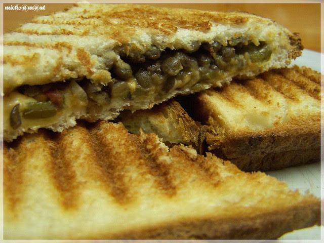 Sosovicova napln do sendvicov