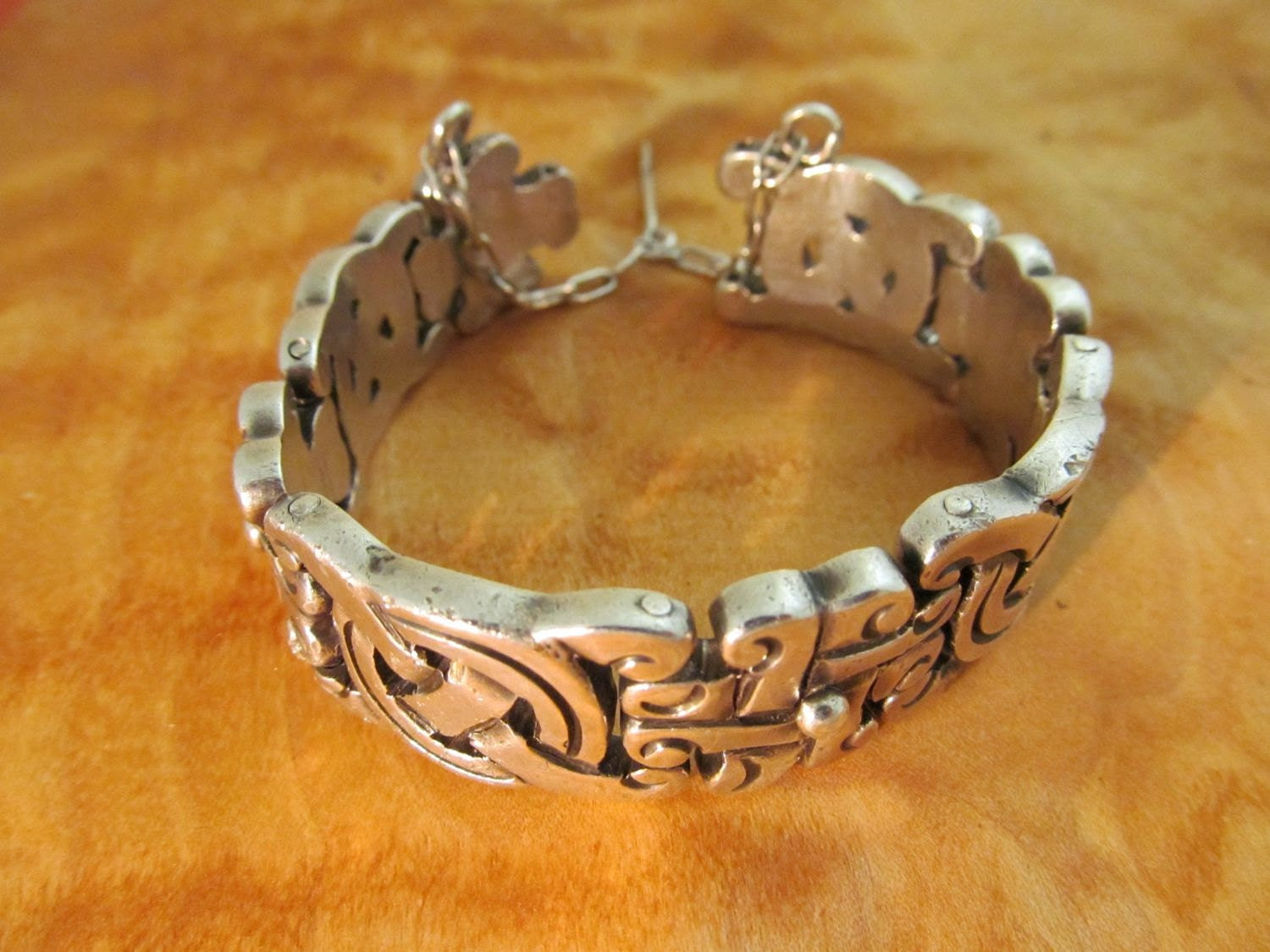 William Spratling Bracelet Taxco Classic