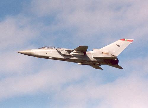 F.3 ZE255 CK 5Sqdn marks DARA St Athan 250302