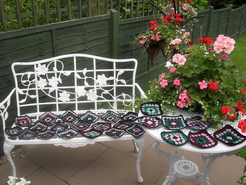 25 'Grandad' Squares for our Elderly Gentlemen on SIBOL!....>