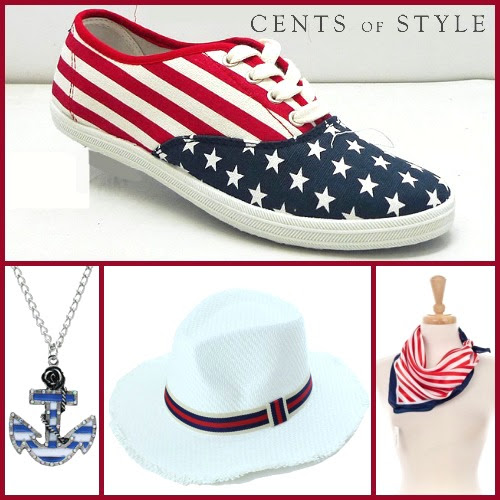 Fashion Friday- 6/14/13- Americana Items 50% off with code USA
