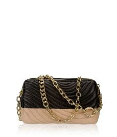 Henri Bendel No. 9 Quilt Camera Chain Handle Bag