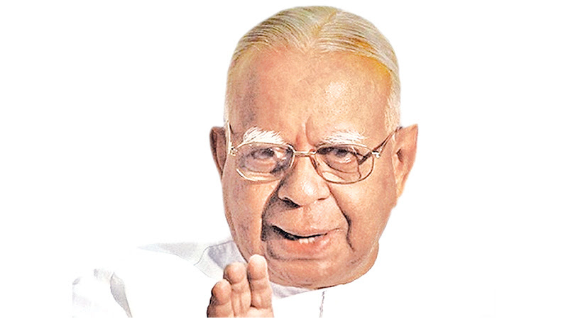 PRESIDENT CAN SOLVE NATIONAL QUESTION - SAMPANTHAN