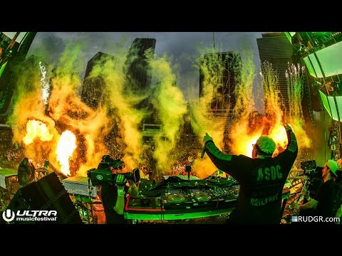 Carnage - Ultra Music Festival