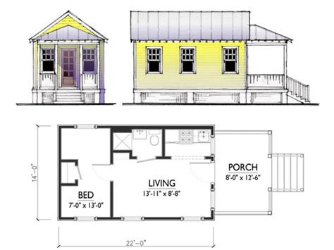 small tiny house plans  small house plans cottage
