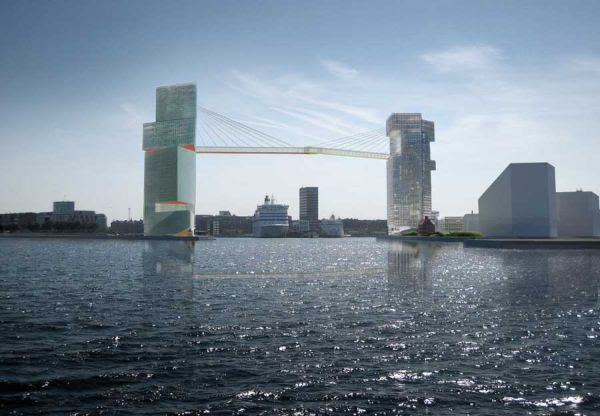 Copenhagen Harbor LM Project
