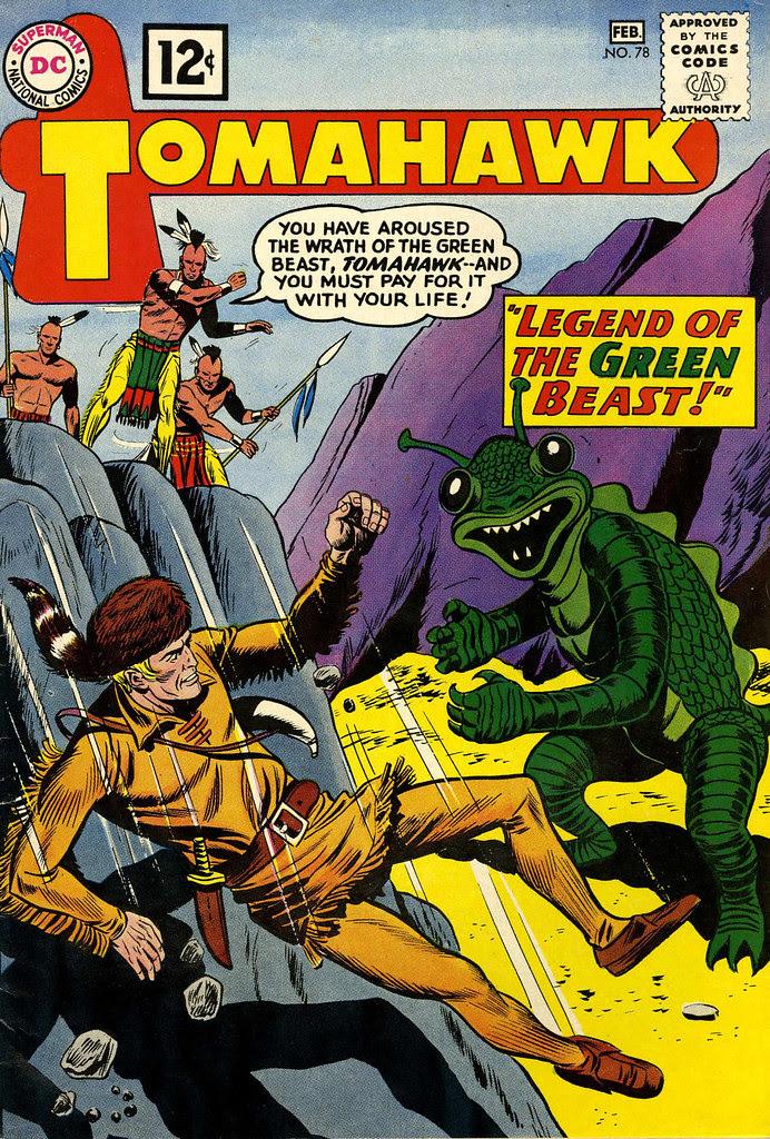 Tomahawk #78 (DC, 1962)
