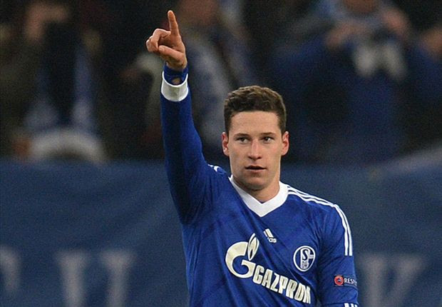 Arsenal weigh up January move for Draxler