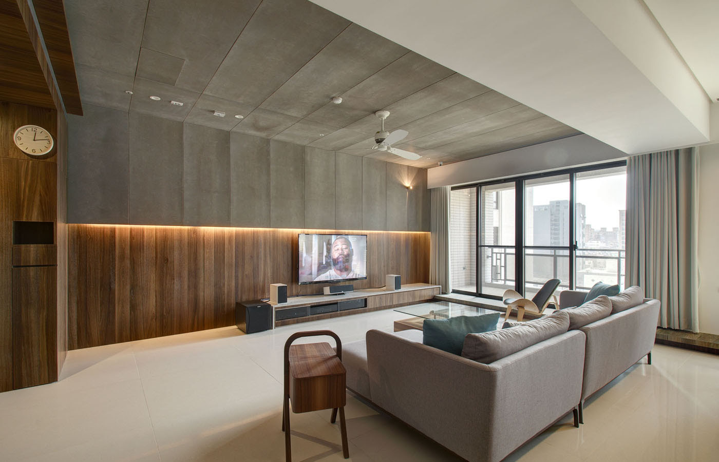 Modern Apartment Designs by Phase16 Design Studio