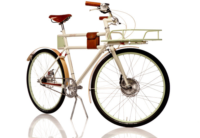 The 2013 Faraday Porteur