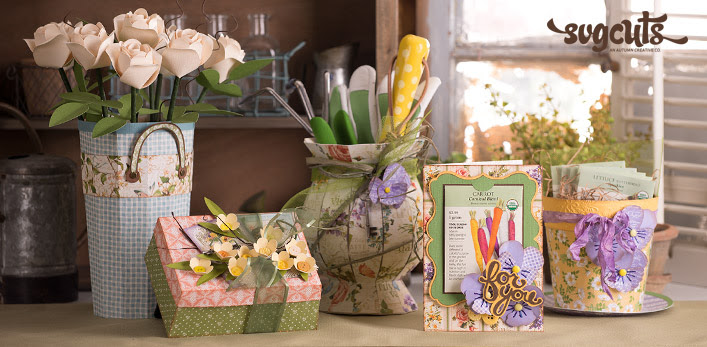 Mom's Garden Gifts SVG Kit