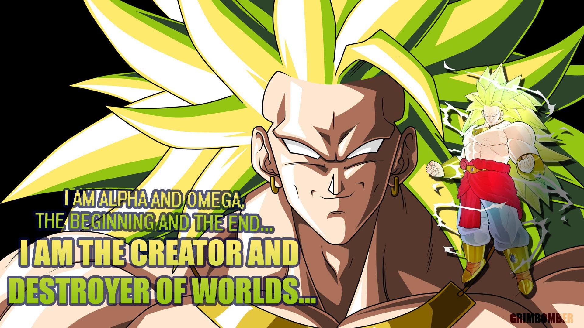 Goku vs Broly Wallpaper (61+ images)
