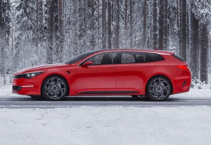 Kia Sportspace Concept Akan Muncul di Pameran Motor Geneva