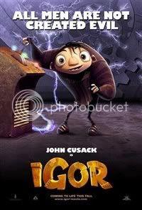 Igor Official Poster