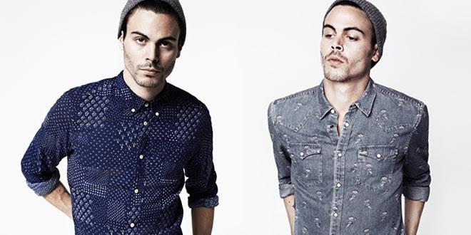 Men's Printed Shirts: AW12