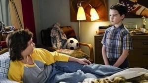 Young Sheldon Season 1 : Spock, Kirk, and Testicular Hernia