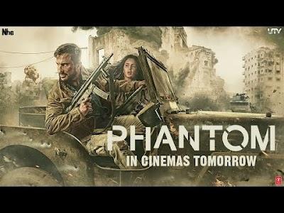 Phantom Releasing Date, Trailer