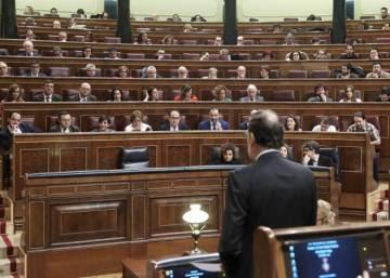 El PSOE propone permitir las manifestaciones ante el Congreso