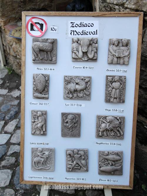 zodiac medieval