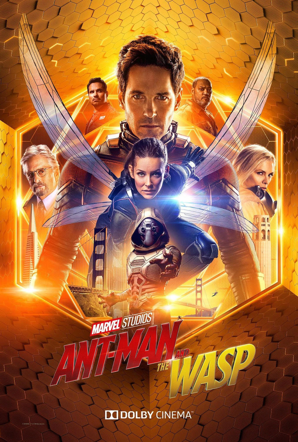 Extra Large Movie Poster Image for Ant-Man and the Wasp (#12 of 18)