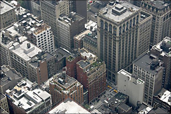 New York Isometric View