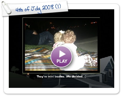 Click to play 4th of July 2008