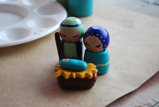 nativity for mom