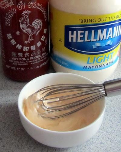 Sriracha-Mayo Sauce