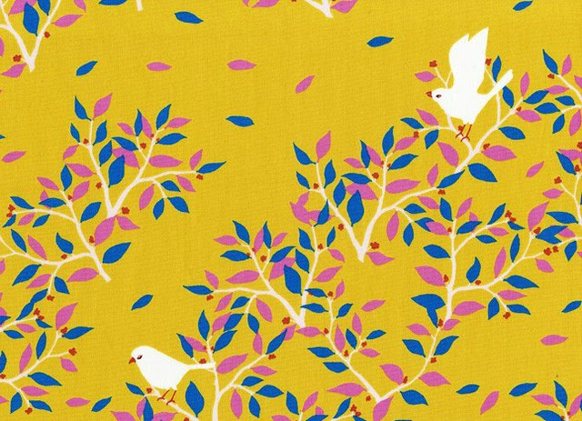 Yuwa Yellow Birds