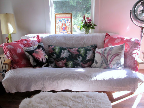 barn couch