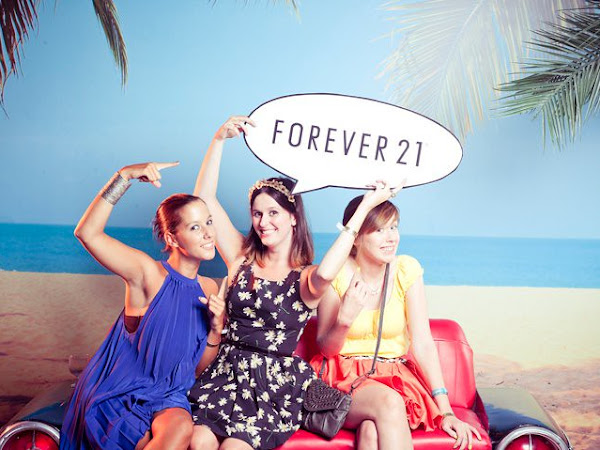 F21 Opening Party!