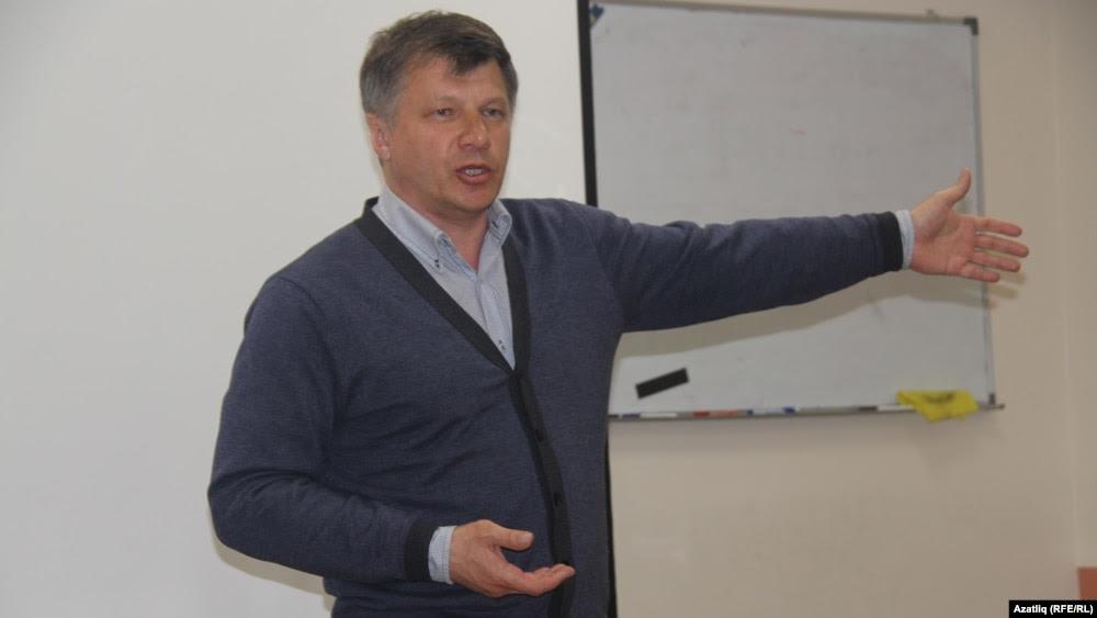 Марсель Шәмсетдинов