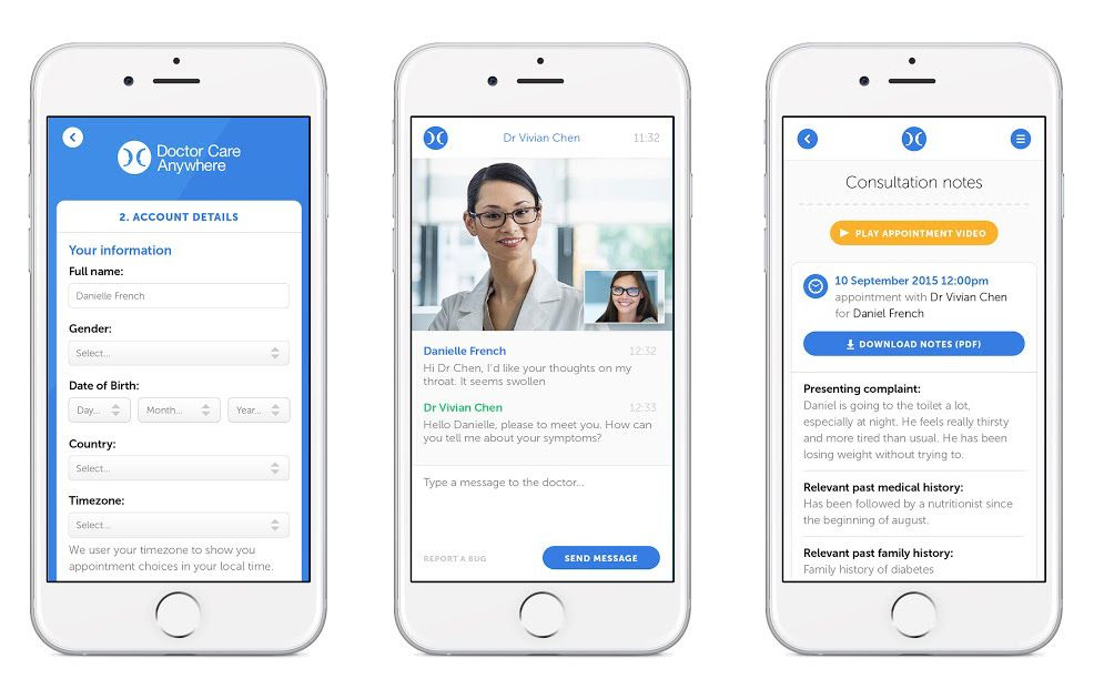 Risultati immagini per app Dr.Care