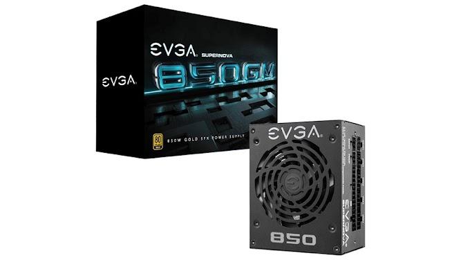 EVGA SuperNOVA 850 GM / 750 GM PSU'larını Duyurdu