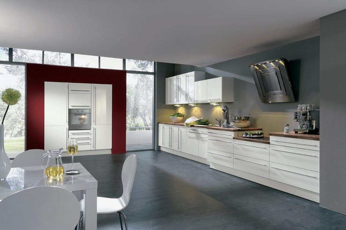 Small Kitchen Design Single Wall