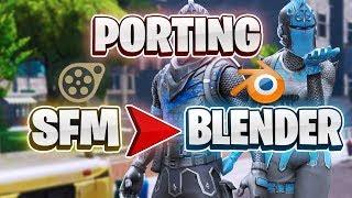 Blender Fortnite Models