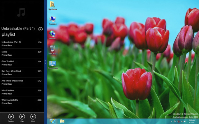 File:Windows 8 release preview snapped apps.png