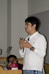 小出 洋さん, B-2 SunSPOTで何して遊ぶ?, JJUG Cross Community Conference 2008 Fall